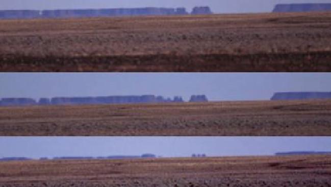 Mystery of Australia's Eerie Min Min Lights FataMorgana-mirage2