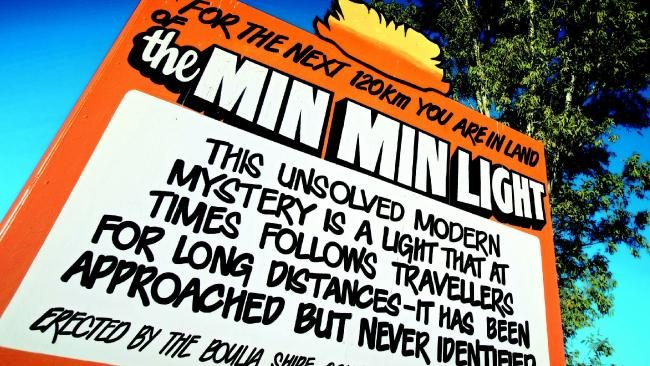 Mystery of Australia's Eerie Min Min Lights MinMinMystery-e1481095736907