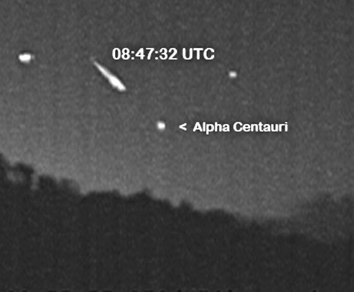 Quadrantid Meteor Shower Anomaly: 3 Fireballs Sighted in Southern Hemisphere – Extremely Rare Rare-Quadrantid-Meteors-In-The-Southern-Skies-1