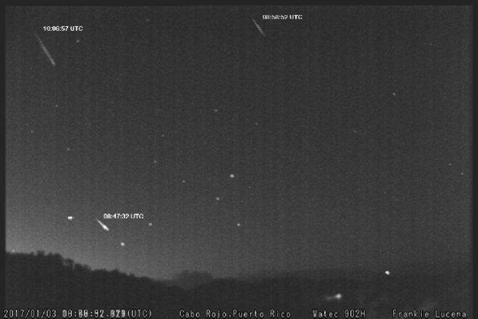 Quadrantid Meteor Shower Anomaly: 3 Fireballs Sighted in Southern Hemisphere – Extremely Rare Rare-Quadrantid-Meteors-In-The-Southern-Skies-3