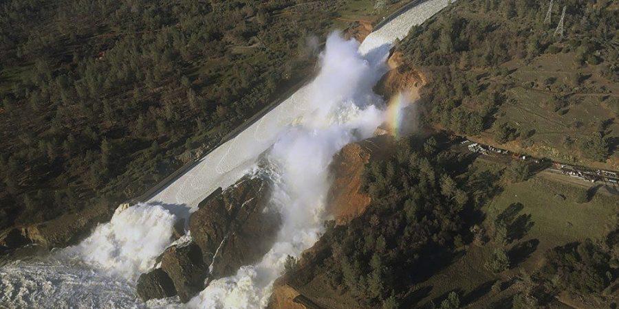 Update - Oroville Dam  1050641344-900x450