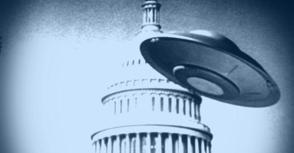 UFO Disclosure Lobbyist Starts GoFundMe Page Flyingsaucer-DC