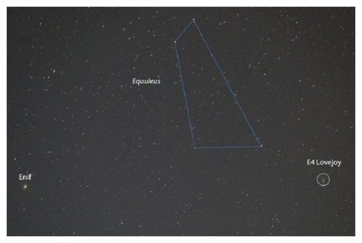Another Comet Discovered by 'Lovejoy' Now Visible in the Northern Hemisphere Lovejoy_March_29_2017_am_S