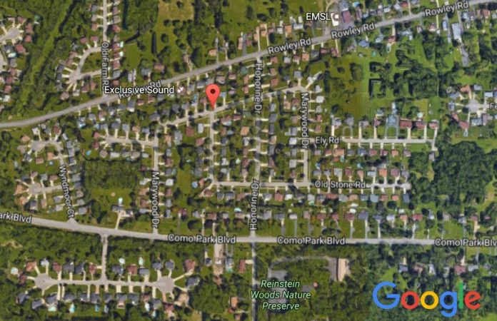 Mystery Boom in Maine & New York Marywood-Drive-696x492-696x450