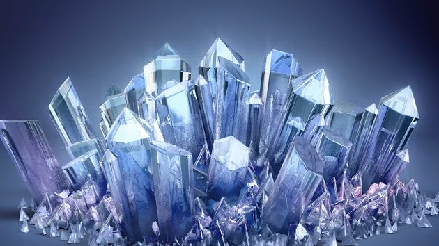 The Mysterious Force That Makes Crystals Align Measured by Scientists for the First Time Crystals-e1494114020494