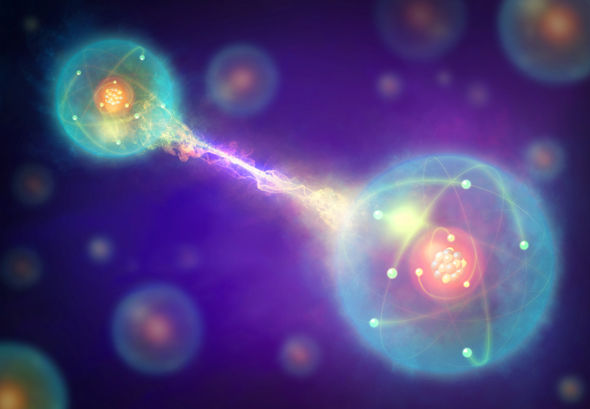 'Angel Particle' Discovery Could Lead to 100 MILLION Times Faster Computers Quantum-1008101
