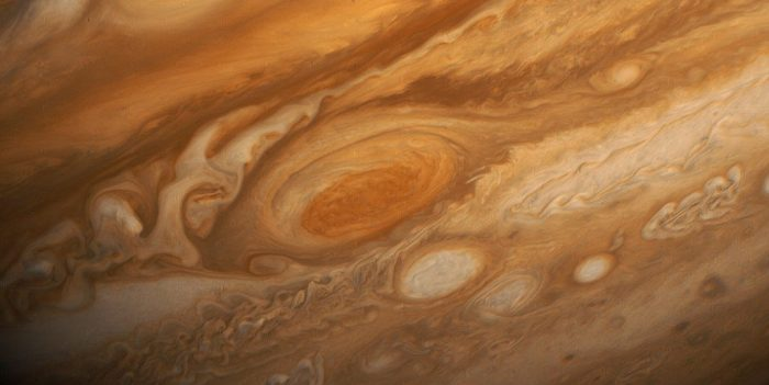 Jupiter: 10 Fascinating Facts About The Mysterious and Massive Planet Great-Red-Spot-of-Jupiter-e1503610605230