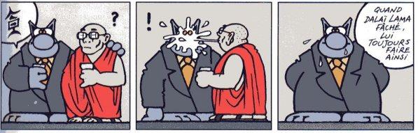 Humour et Politique - Page 40 DalaiLamaFache