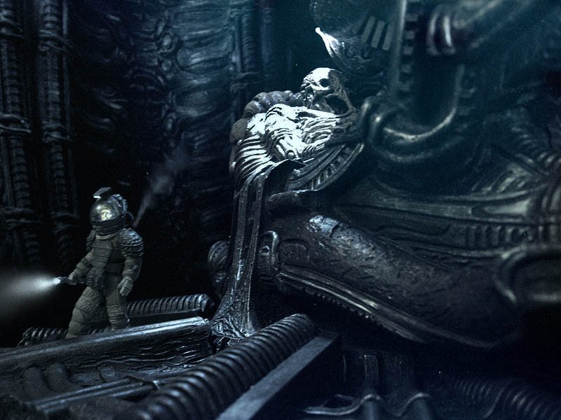 Space Jockey Diorama... 02