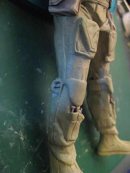 Boba Fett pour diorama Jabba Palace GG 11