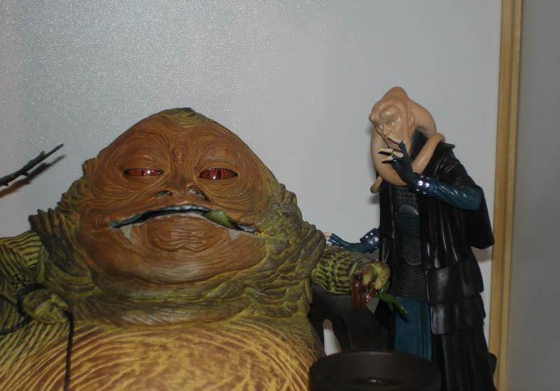Jabba GG repeint... 07