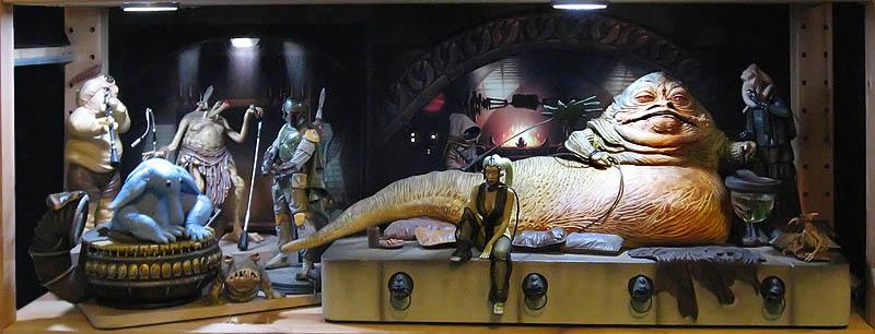 fonds pour palais de Jabba Pano