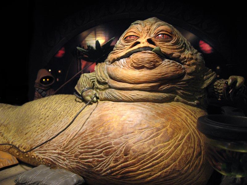 Jabba GG repeint... 04
