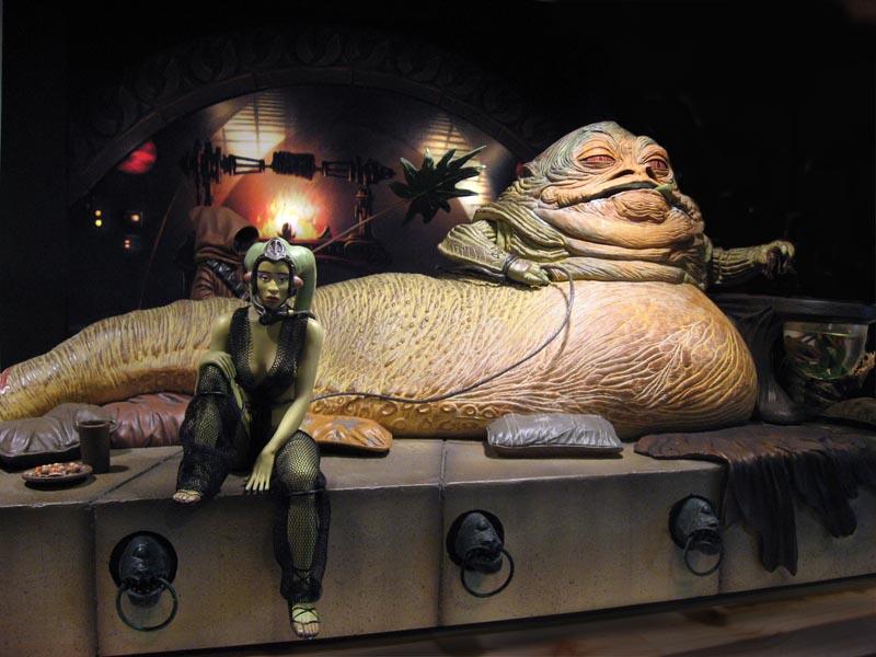 Jabba GG repeint... 10