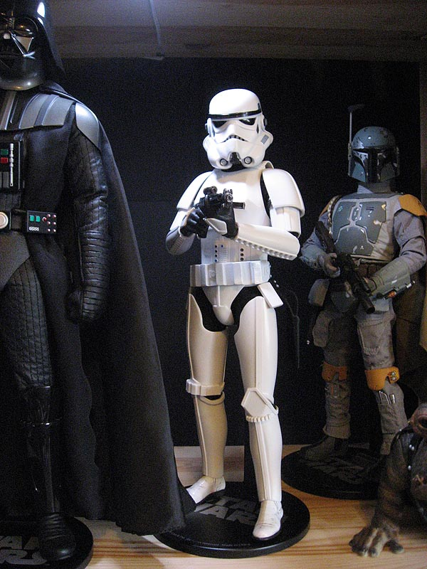 Stormtrooper 12 inch 06