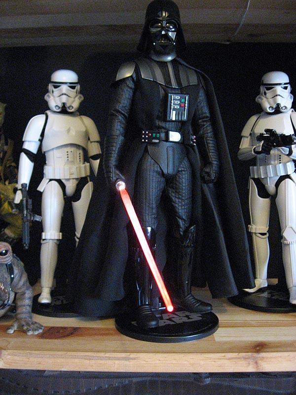 Darth Vader 12 inch figure 10