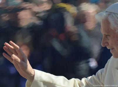 Benoît XVI a choisi de résister aux loups avec la logique de l'Évangile B304418a85c09ada0c4
