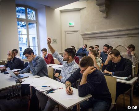 Qu'apprend-on au séminaire? Seminaire3_450
