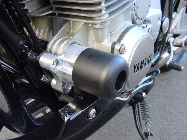 Montage roulettes de protection DSC05470