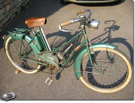 Ciclomotor por CIC Cyclorette01