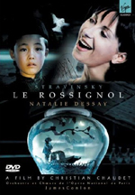 Stravinsky - Les Noces Rossignol_dvd