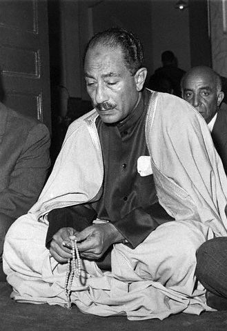 عيد النصر اليوم في مصر Sadat