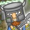 Juegos de ESTRATEGIA (98) Knights-vs-zombies