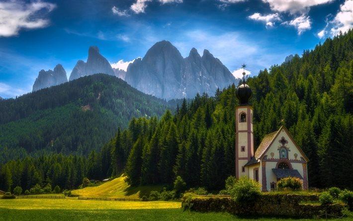 Quelle est cette église Thumb2-santa-maddalena-dolomites-alps-hdr-villnoss-church