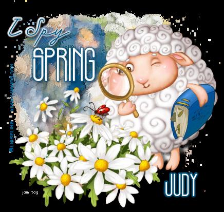 I Spy Spring Tutorial by Fiona