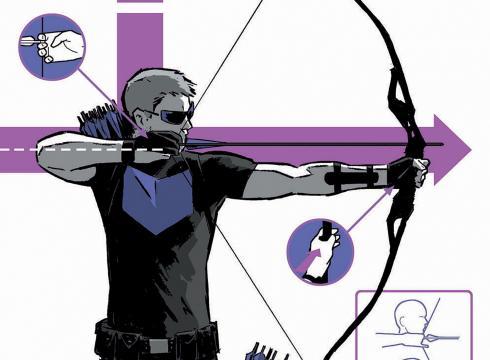 Hawkeye (Marvel Now) HawkeyeNew