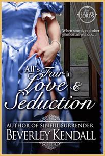 All's Fair in Love & Seduction - Beverley Kendall Allsfair