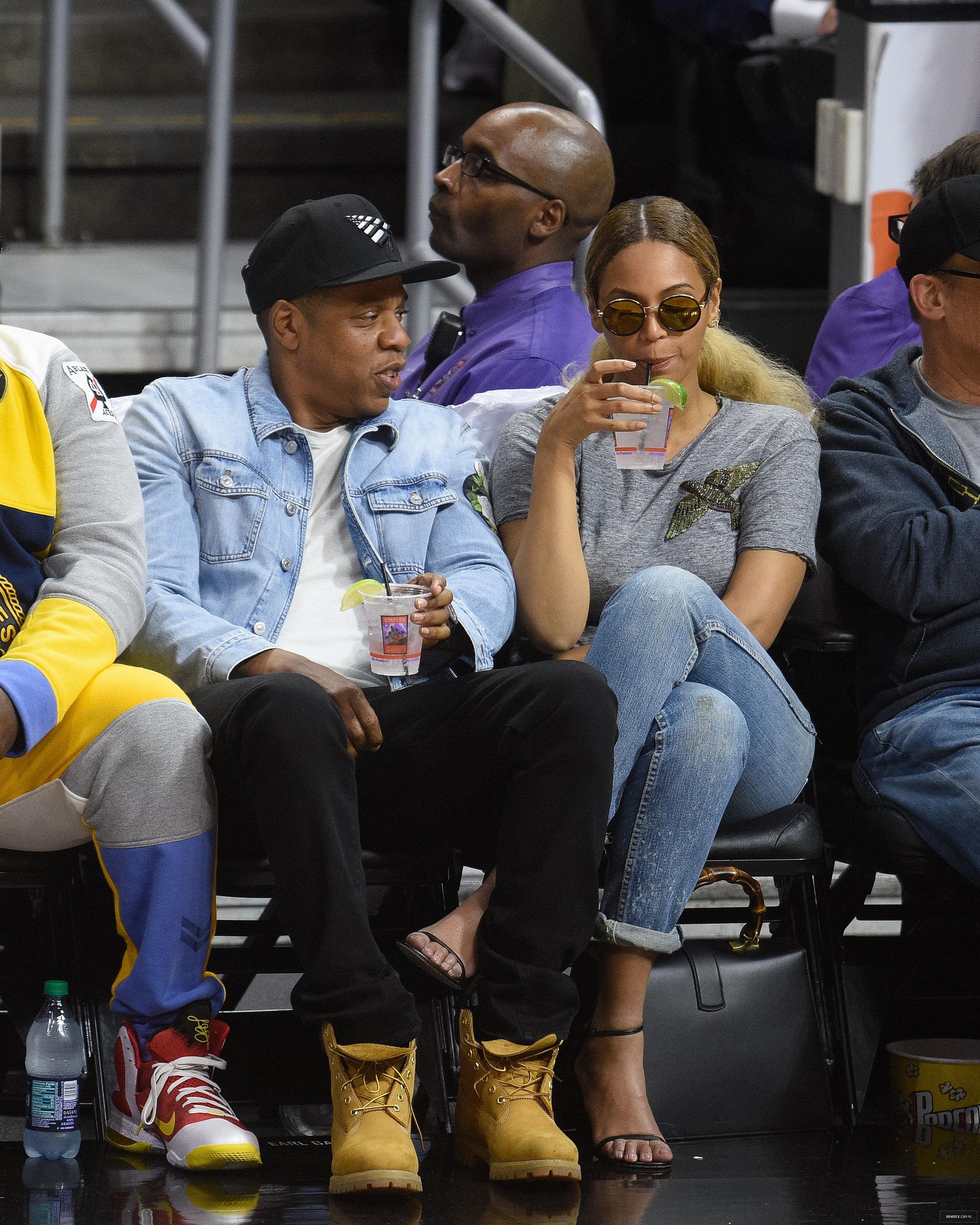 Beyoncé > Apariciones en público <Candids> [IV] - Página 2 29-02-2016game_26