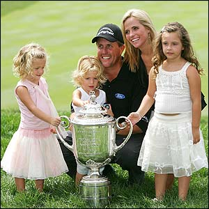 Tiger Woods Amy-mickelson