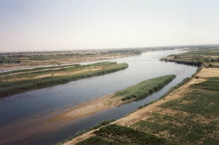 Guerre de l'eau au pays des deux fleuves Euphrate