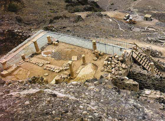 Sodome et Gomorrhe : Preuves de leurs existences par l'archéologie... Grottelot7