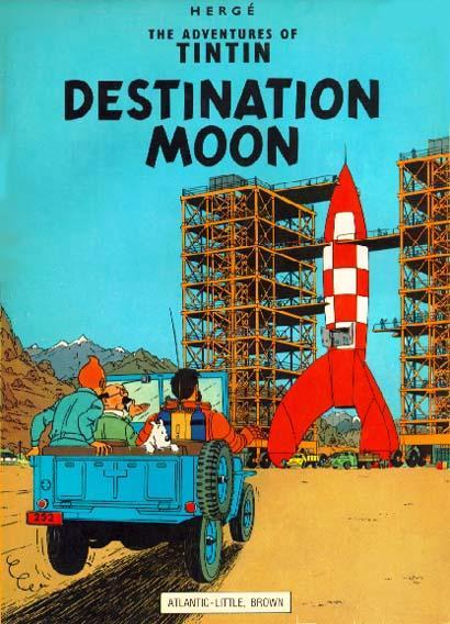 A-t-on vraiment marché sur la lune ? Destination-moon