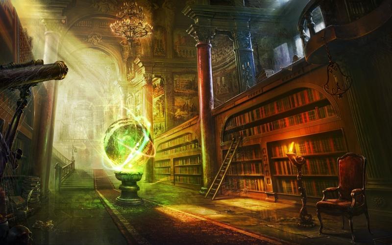 Finalisation de Dùralas - Page 2 Library-fantasy