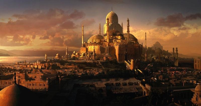 || Aavikkokansan pääkaupunki || Arabian_city