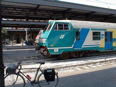 Bici + Treno: in Puglia succedono cose arcane! Bicitreno