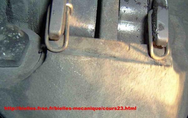 Changement plaquette de frein arrière - Vito CDI 112 année 2000 Frein13