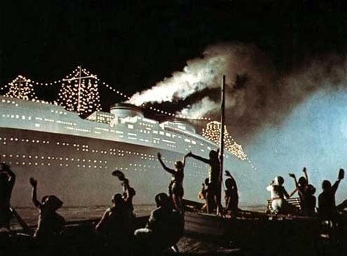 Costa Concordia célèbre le centenaire du naufrage du Titanic Amarcord
