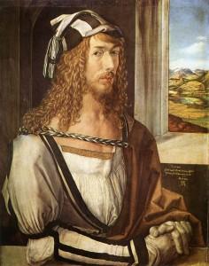 Istorija muškosti u Evropi (1450–2000) Direr-236x300