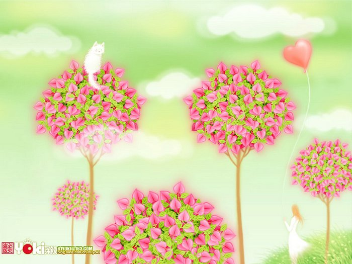 خلفيات انمي Vector_illustration_157396810915372