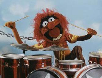NAVIDAD, NAVIDAD, P...NAVIDAD  Muppet-animal