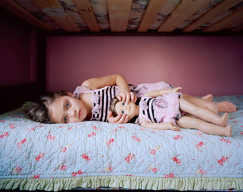 Девочки играют в куклы - Страница 3 11109