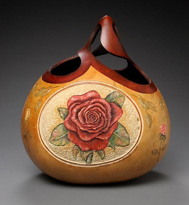 Удивительные Шедевры из Тыквы Pumpkin13