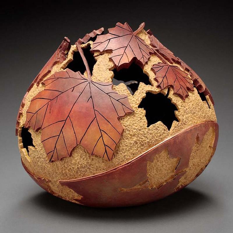 Удивительные Шедевры из Тыквы Pumpkin17