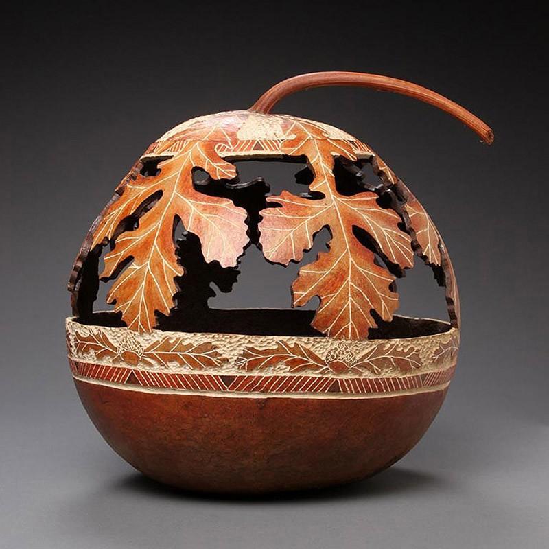 Удивительные Шедевры из Тыквы Pumpkin22