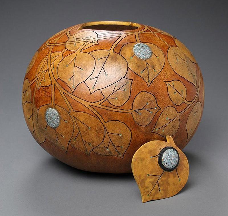 Удивительные Шедевры из Тыквы Pumpkin23