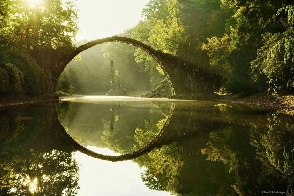 Удивительные пейзажи, вдохновленные сказками братьев Гримм Schonberger03